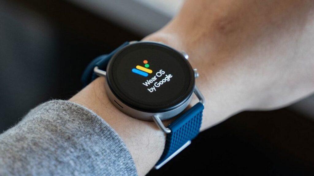wear os smartwatch