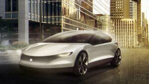 Hyundai em conversações para fabricar o Apple Car