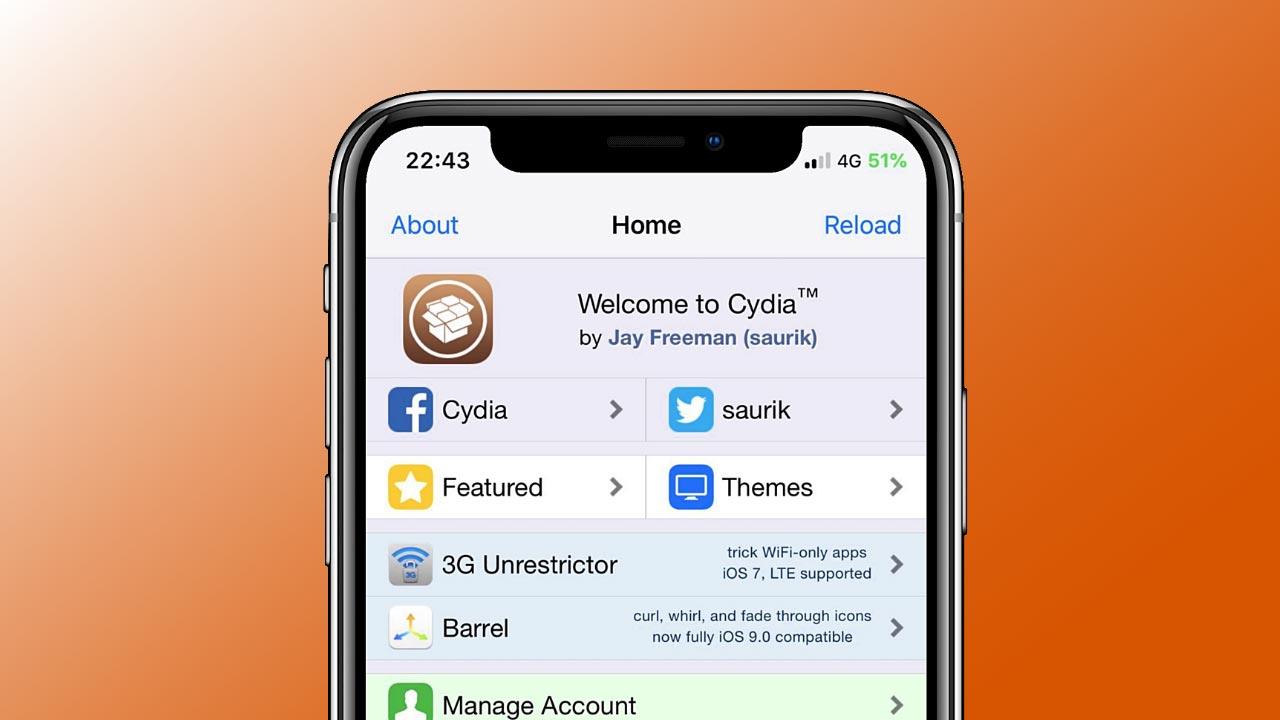 cydia ios apple iphone
