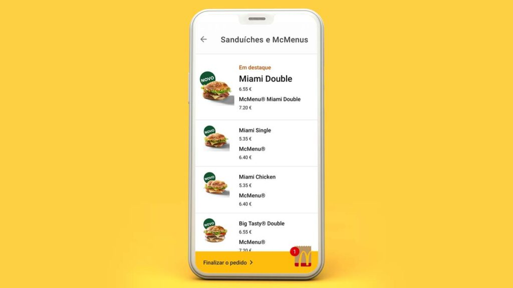mcdonalds pedidos online app