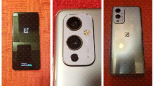 Aspeto do OnePlus 9 revelado em fotografias