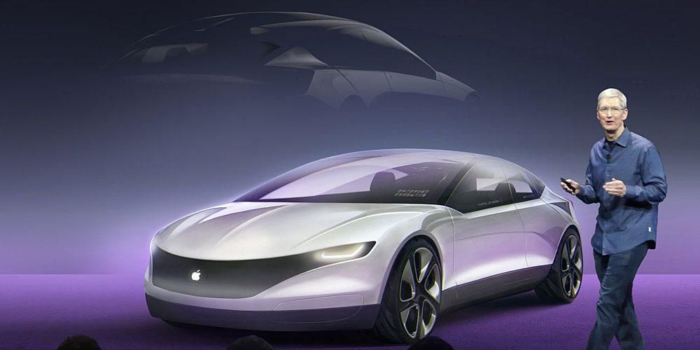 projeto titan apple carros autonomos