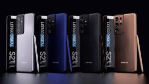 Samsung Galaxy S21 Ultra terá suporte para a S Pen, mas não terá espaço para a armazenar