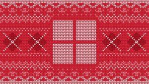 Microsoft lança wallpapers de natal com inspiração no seu logo e no OneDrive