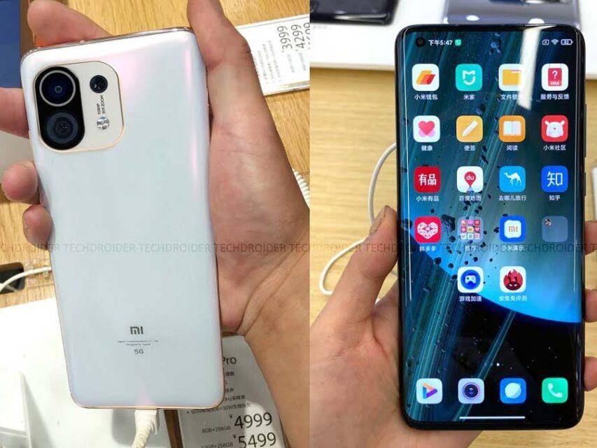 Xiaomi Mi 11 deverá ser lançado dia 29 de dezembro