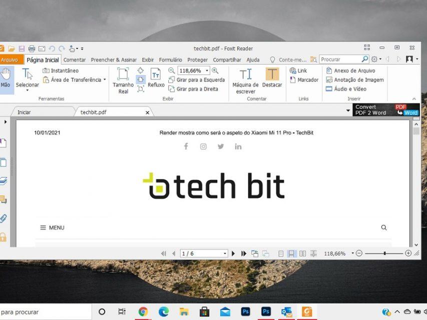 Saiba como alterar a aplicação pré-definida para abrir ficheiros PDF no Windows 10