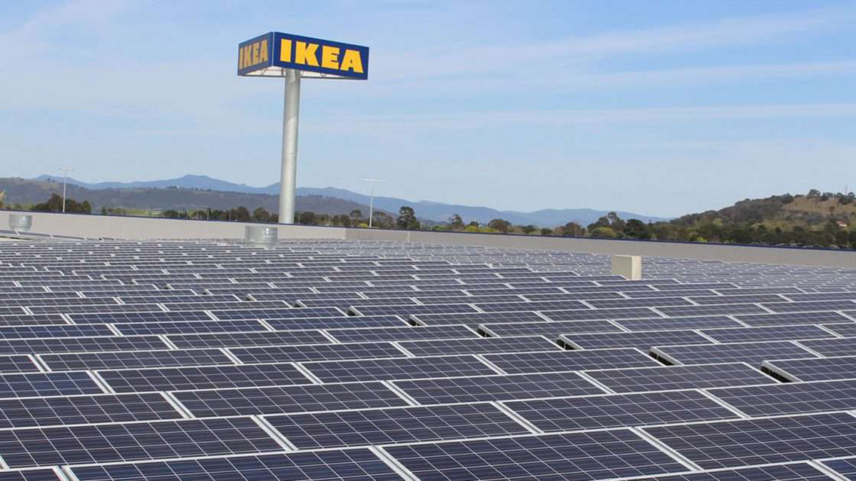 ikea Solsträle paineis solares portugal