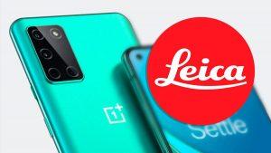 Informações de parceria da OnePlus com a Leica poderão ser falsas