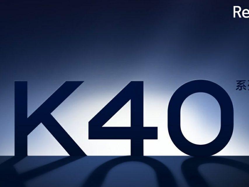 Imagens do Redmi K40 Pro mostram as suas principais características