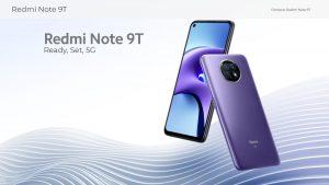 Já pode comprar o Redmi Note 9T na Mi Store Portugal