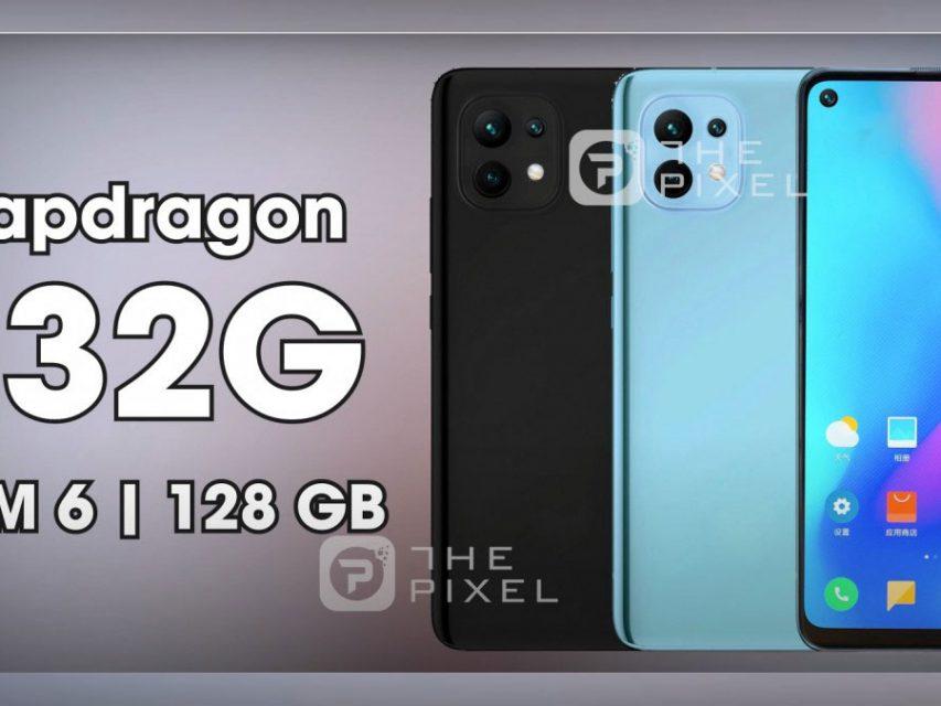 Leak revela detalhes e aspeto do novo Xiaomi Mi 11 Lite