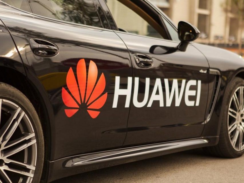 Huawei poderá lançar o seu carro elétrico este ano