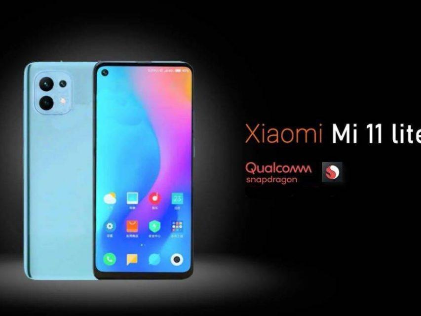 Xiaomi Mi 11 Lite deverá também ser apresentado muito em breve