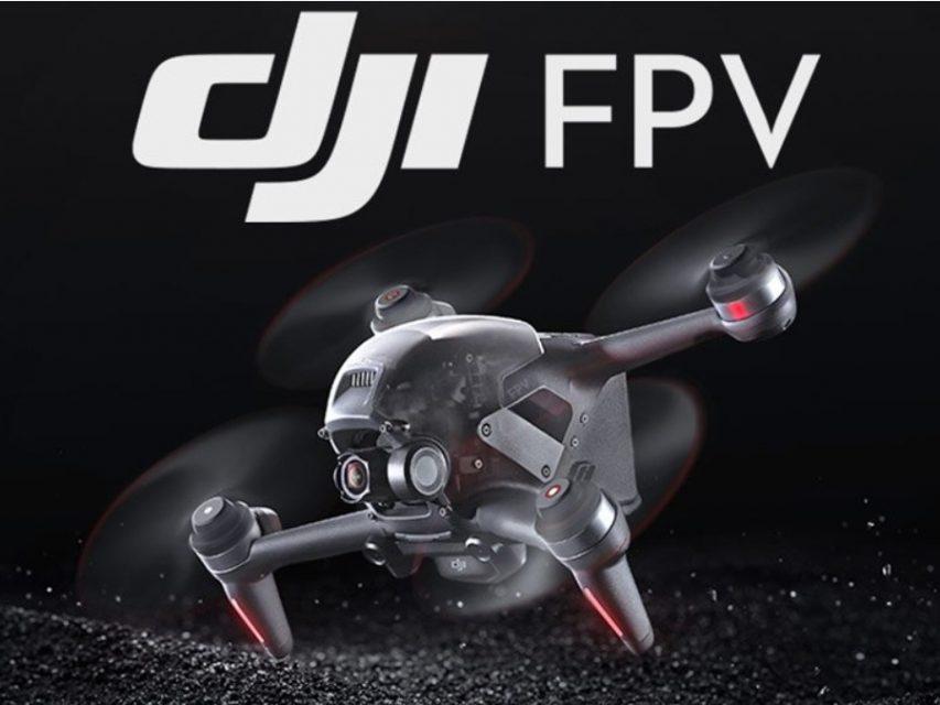 DJI FPV - Uma novo drone que promete uma experiência de voo mais intuitiva