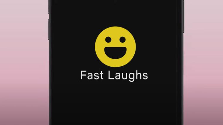 fast laughs netflix