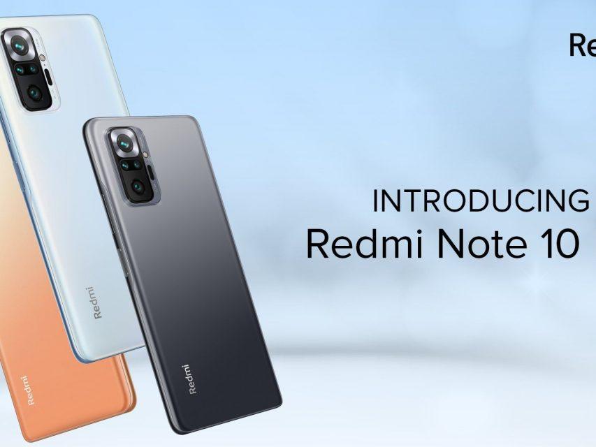 Redmi Note 10 Pro irá chegar a Portugal com um preço a partir de 299€