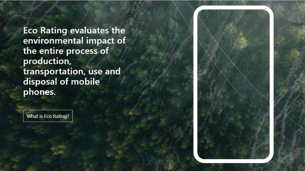 eco rating europa smartphones