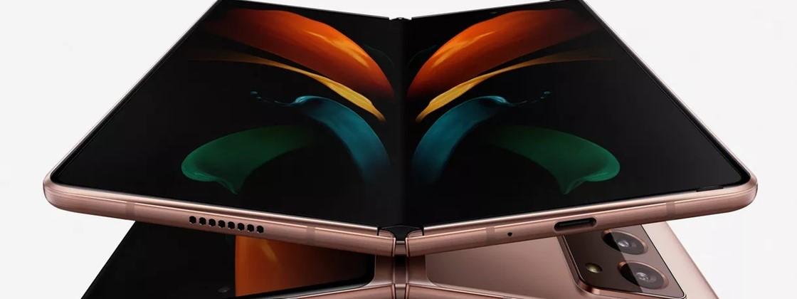 Galaxy Z Fold 3 e Z Flip 3 aparecem em novos rumores com imagens