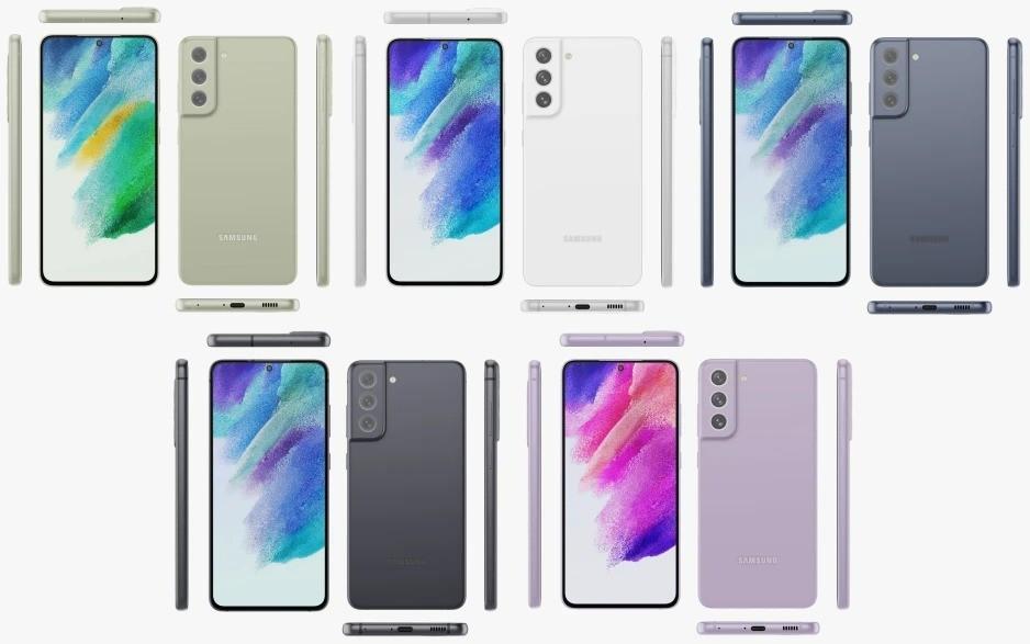 Galaxy S21 FE Galaxy S21 FE