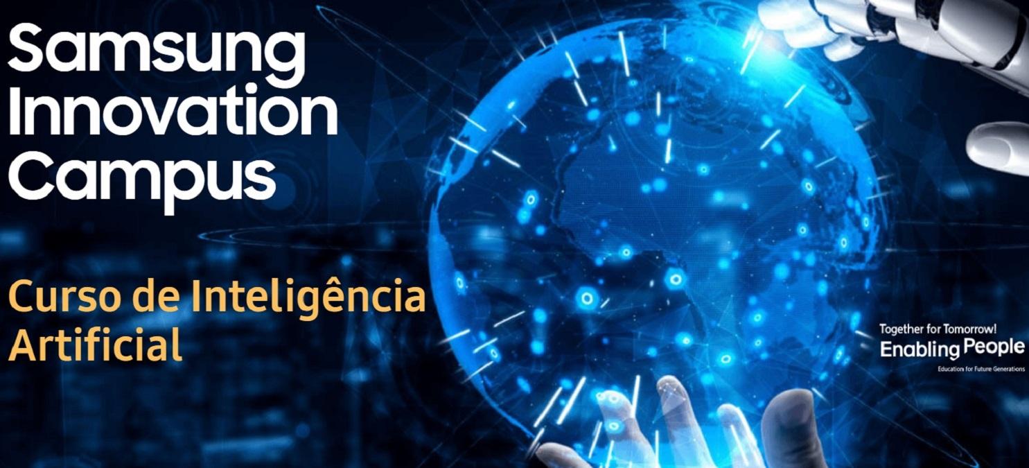 Curso de Inteligência Artificial da Samsung e da NOVA School of Science and Technology
