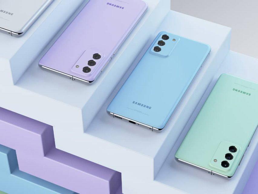 Samsung Galaxy S21 FE pode estar para (muito) breve