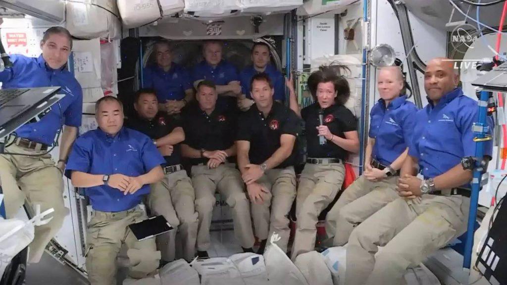 estacao espacial internacional