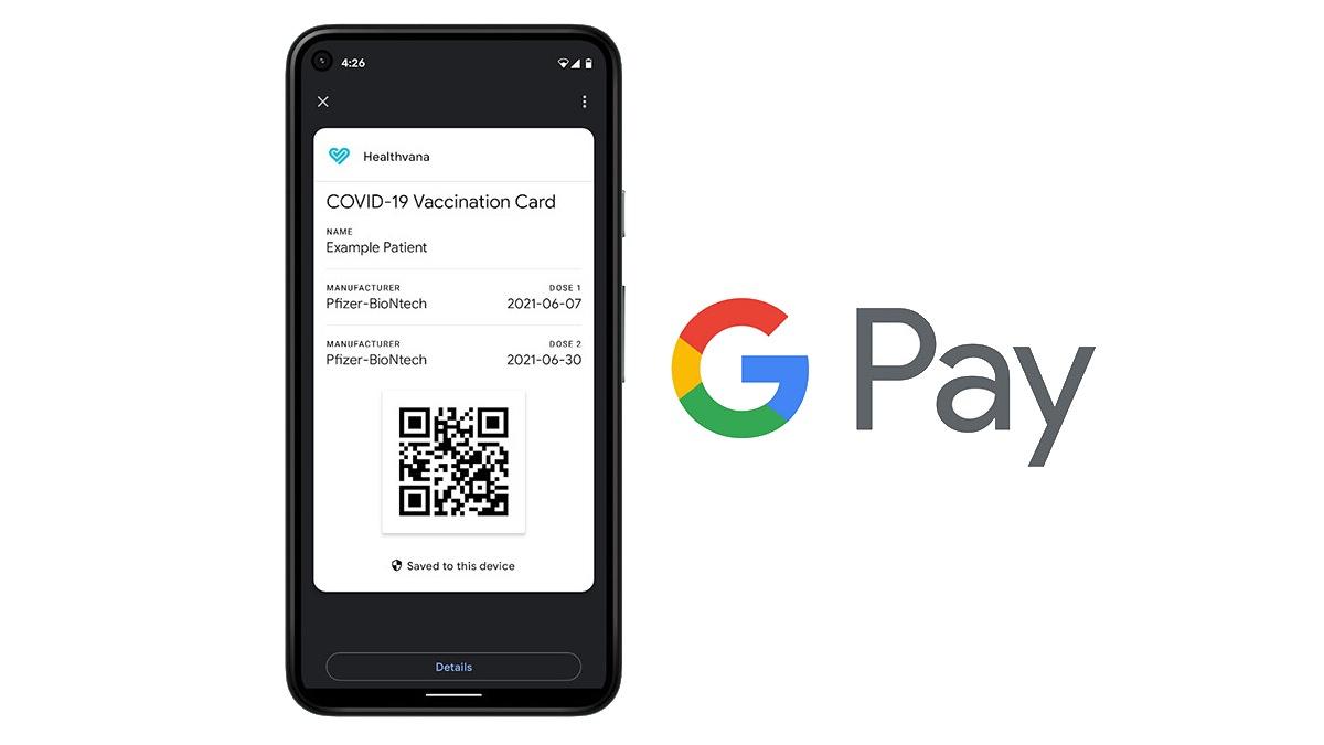 google pay covid-19