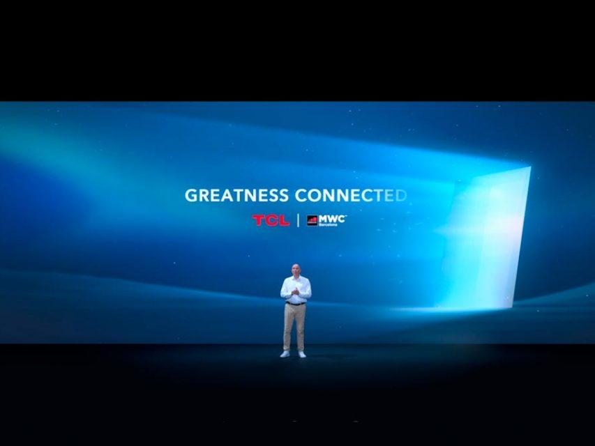 TCL revela as suas novidades no Mobile World Congress (MWC) 2021
