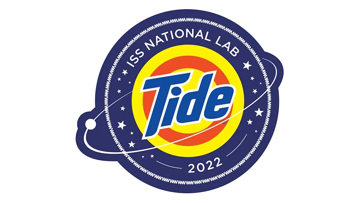 tide estacao estacial internacional detergente roupa espaco