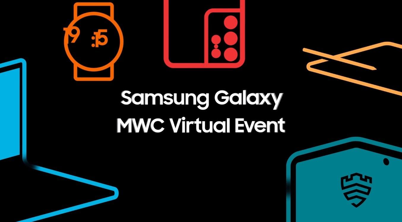MWC 2021 Samsung One UI Watch Galaxy