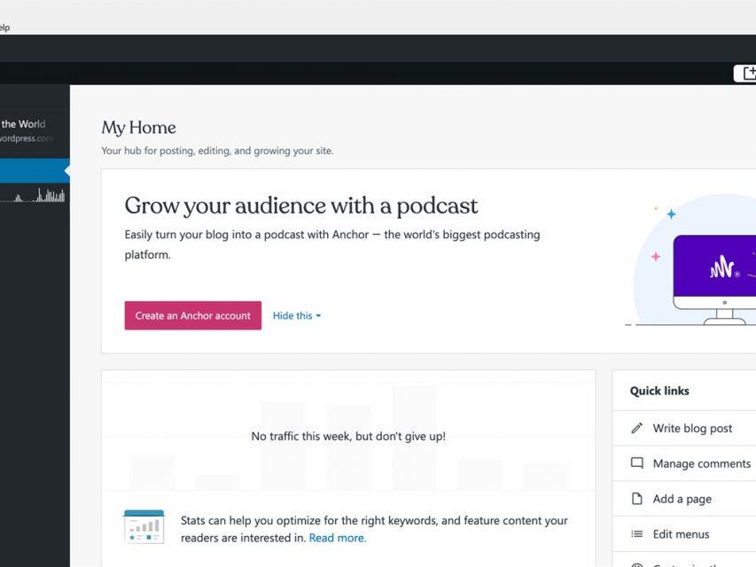 App oficial do Wordpress chega à Microsoft Store
