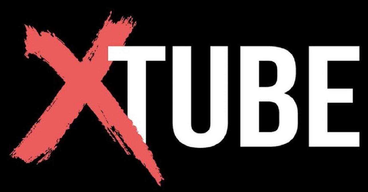 xtube porno pornography logo