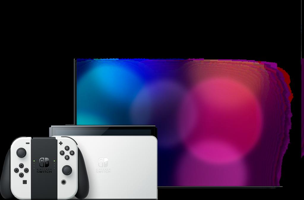 CI NSwitch lantv Nintendo Switch OLED Model