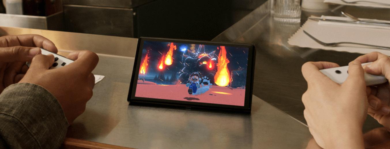 Nintendo Switch OLED Model chega dia 8 de outubro