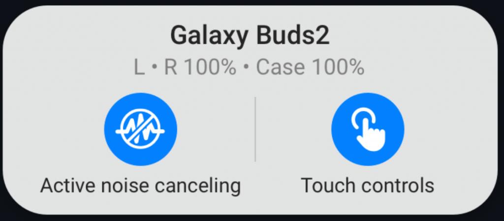 Galaxy Buds 2 ANC
