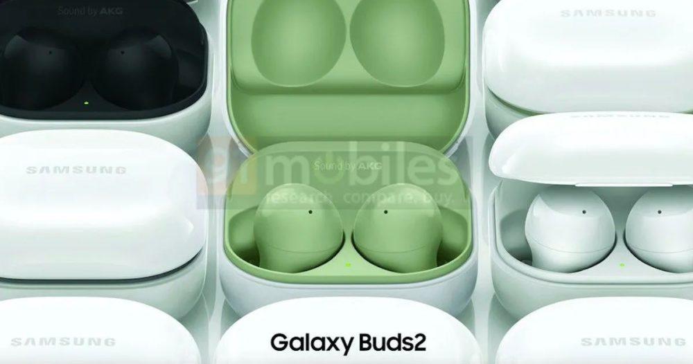 Unpacked 2021 Samsung Buds 2