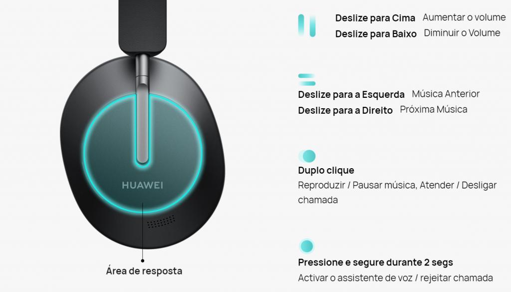 Huawei FreeBuds Studio Touch