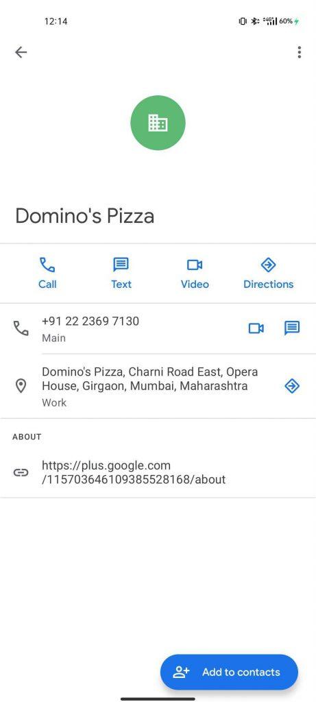 Google+ Links