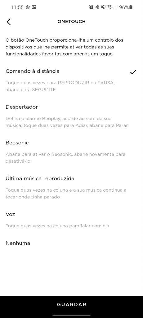 Bang & Olufsen B&O App
