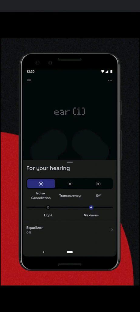 Nothing Ear 1 App