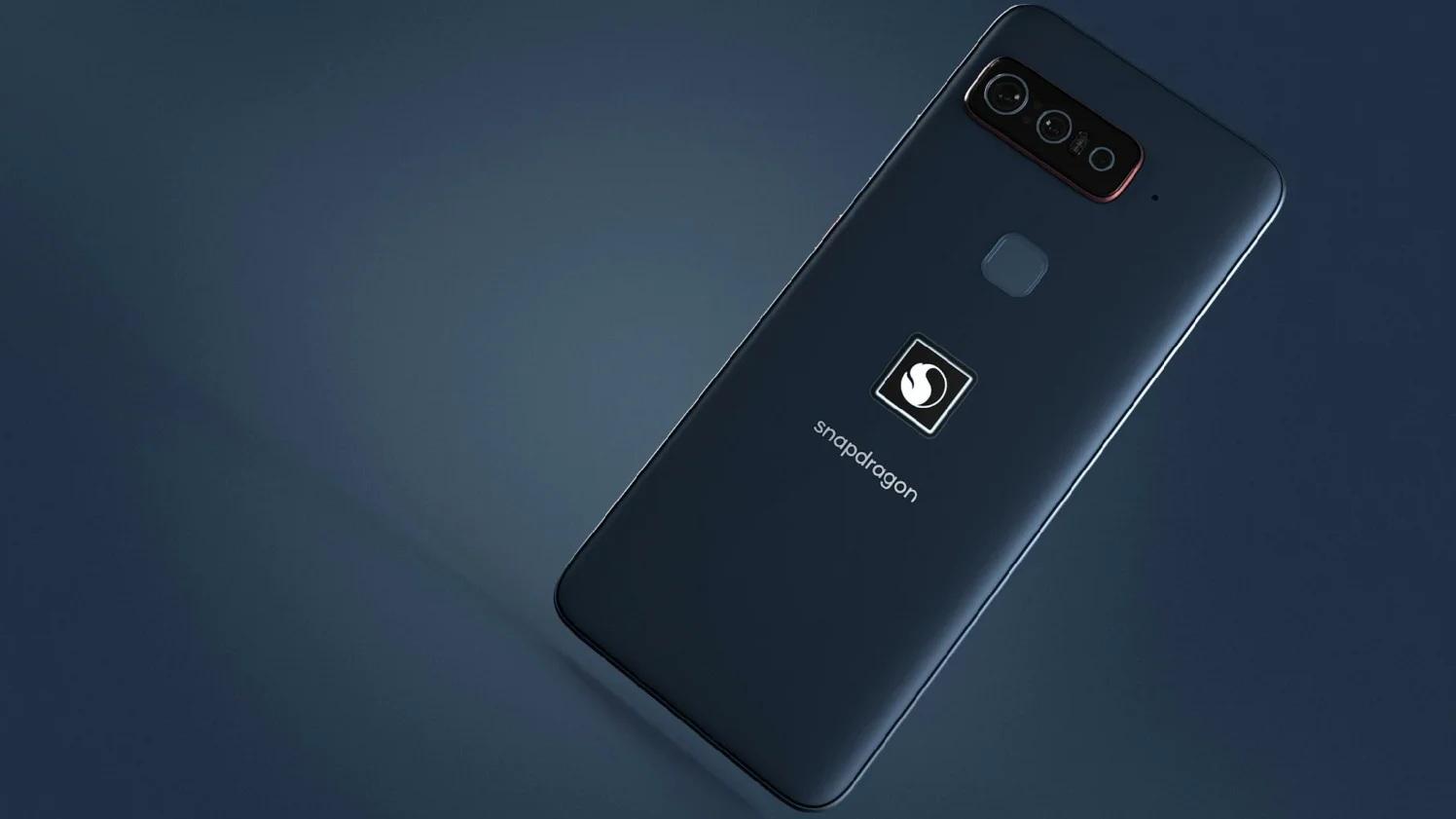 Smartphone Qualcomm phone