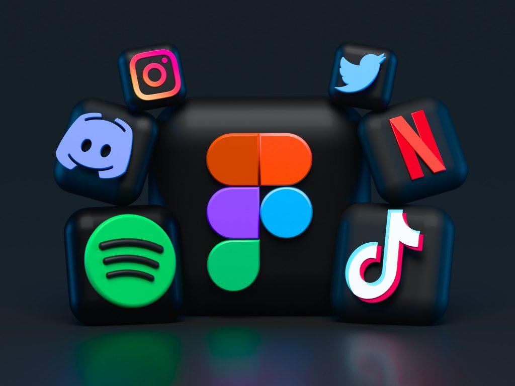 Discord tik tok instagram twitter netflix spotify