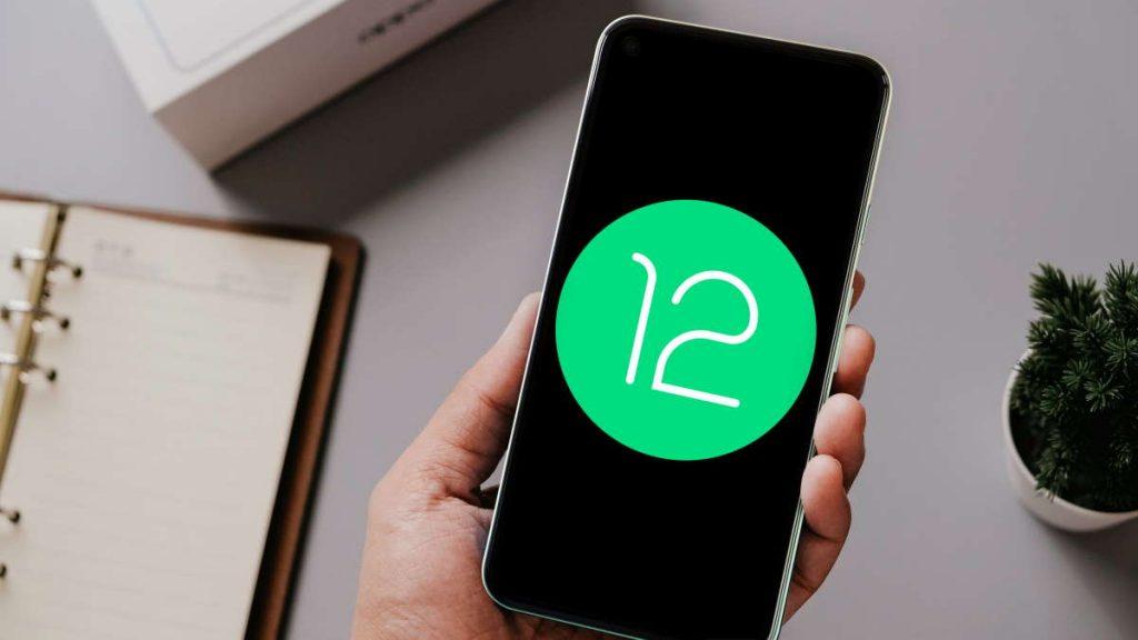 android 12 xiaomi redmi