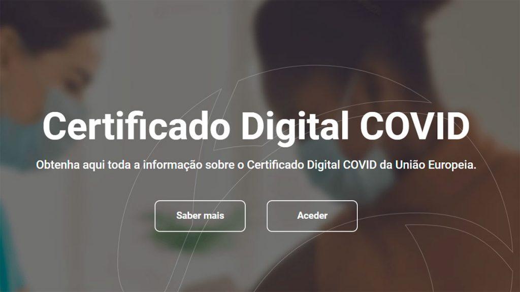 certificado digital covid SNS