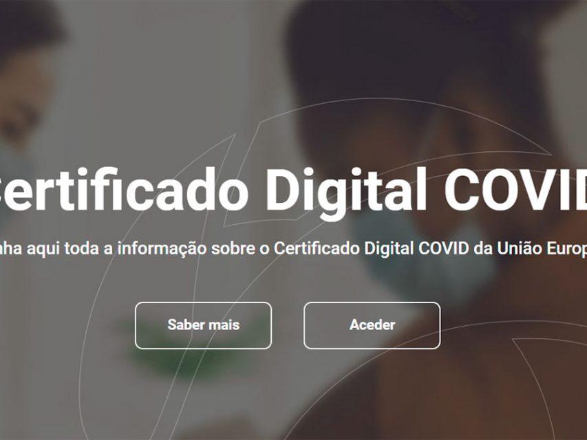 Como pedir o certificado digital de vacinação contra a COVID-19
