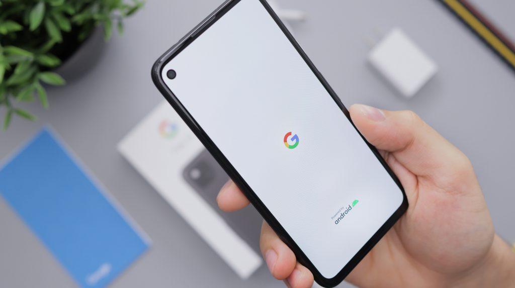 Google Android smartphones
