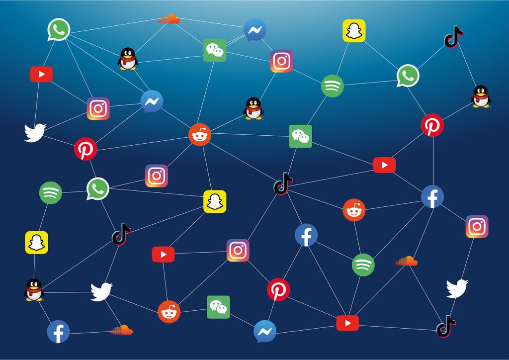 wechat telegram redes mensagens whatsapp