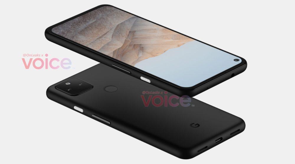 Google Pixel 5a smartphone