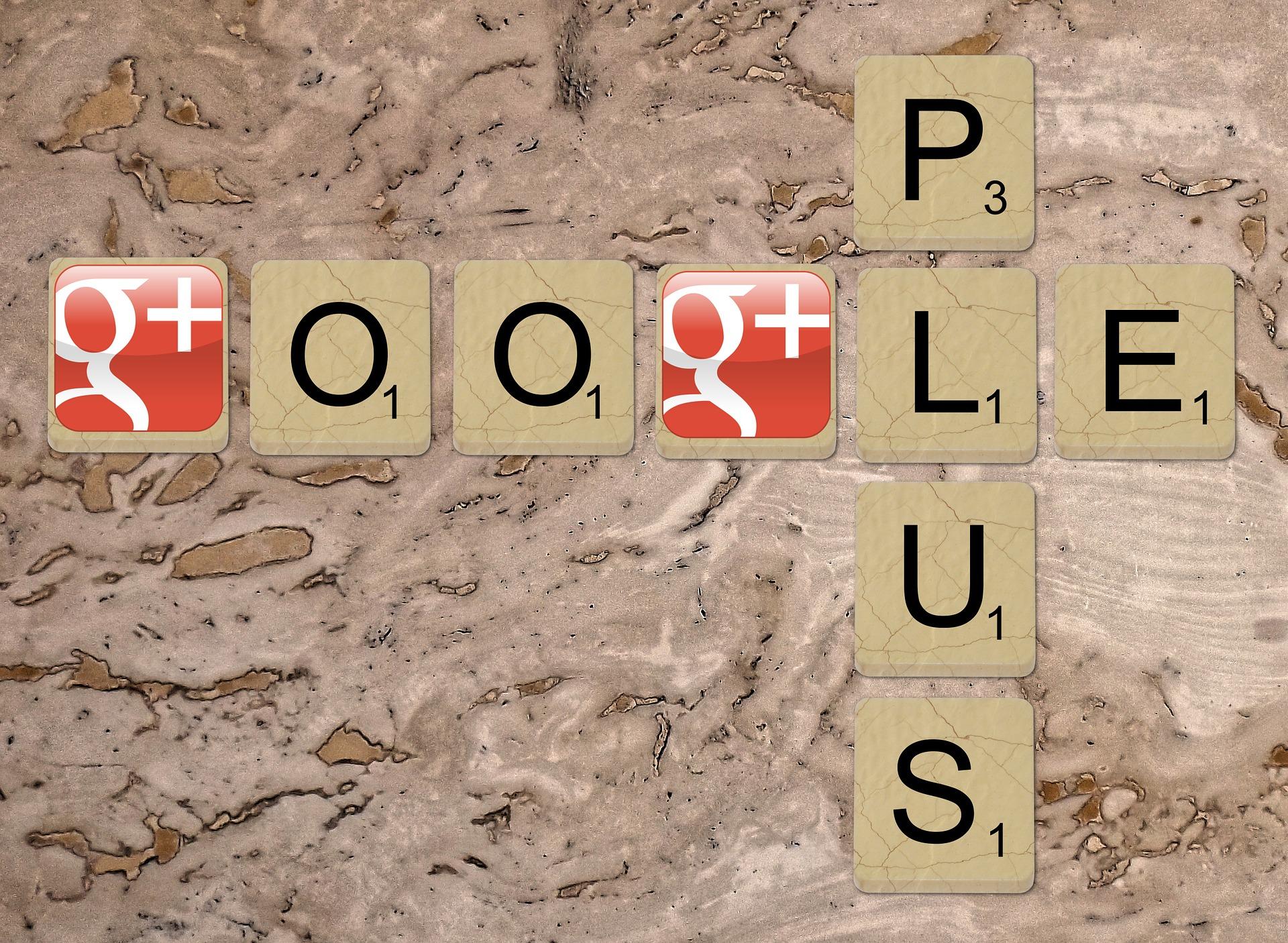 Google+ Plus Google