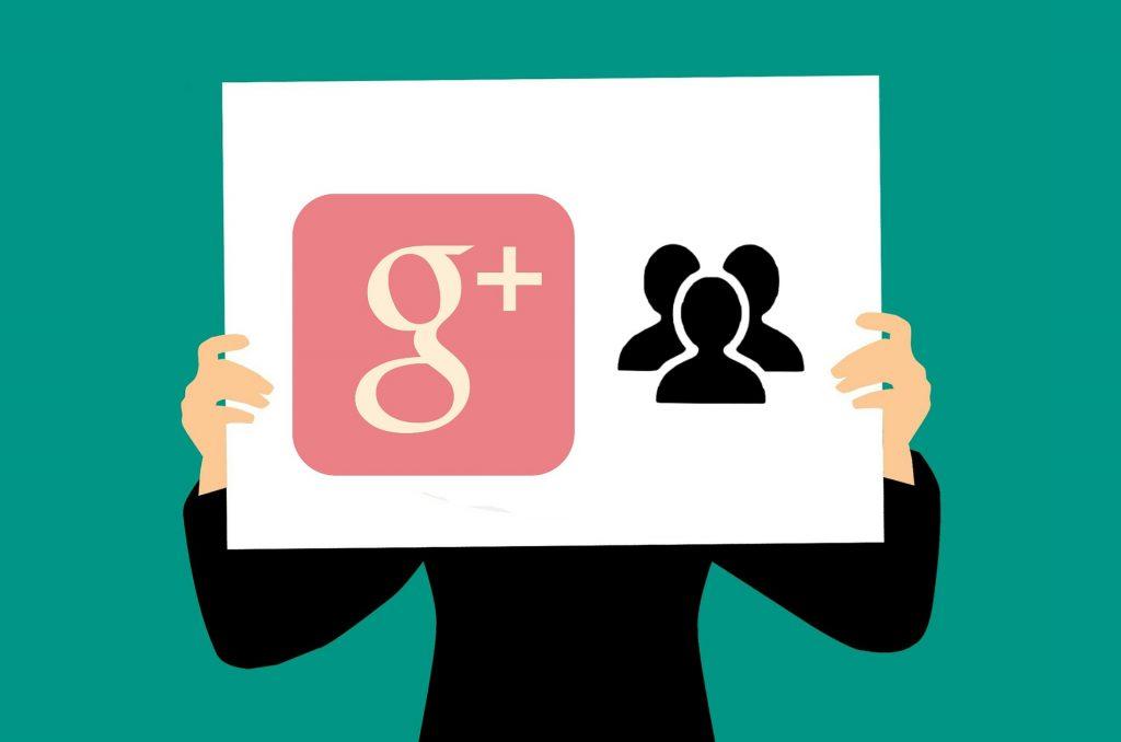 Google+ Plus rede social